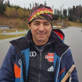 Dmitri Popov, Trainer Jugend, Arber Biathlon
