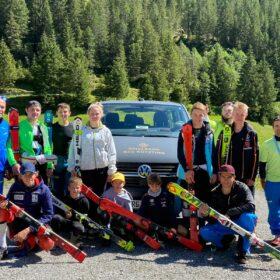 Mannschaft 5- Skiverband Bayerwald alpin