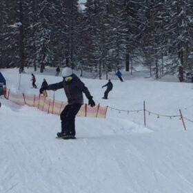 Snowbord 1-SVBW