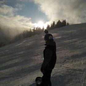 Snowbord 2-SVBW