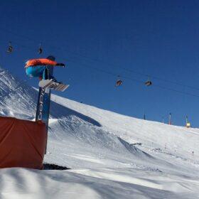 Snowbord 4-SVBW