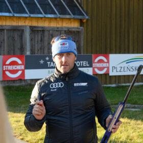 Wallner Jürgen, Trainer Jugend, Arber