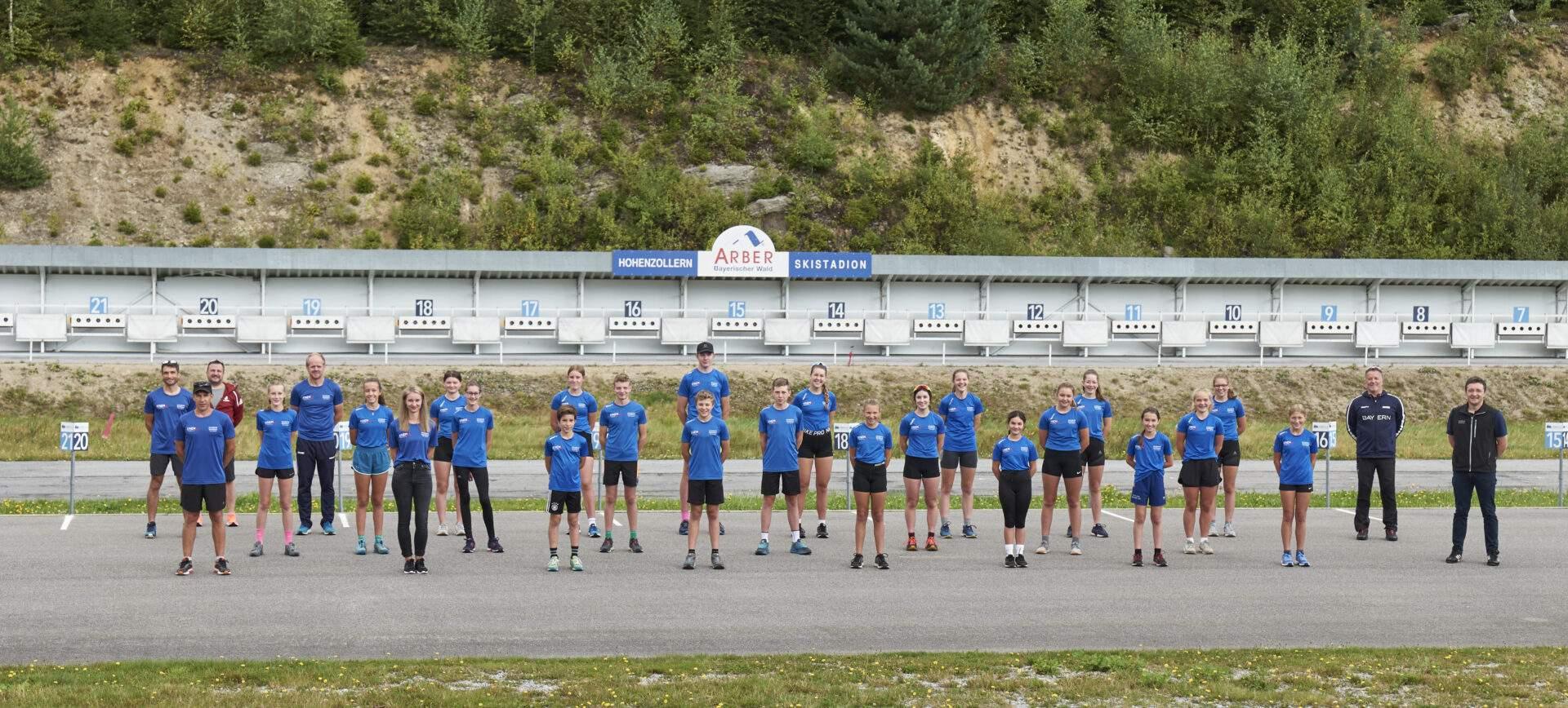 Unsere Langlauf Mannschaft