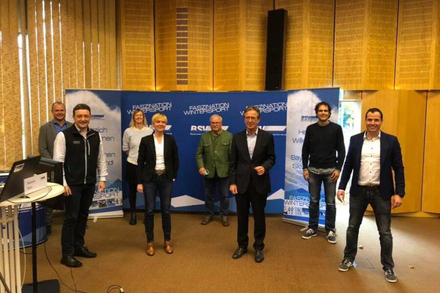 Verbandstag mit Neuwahlen beim Bayrischen Skiverband