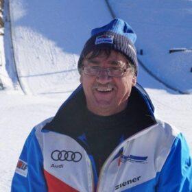 Werner Reischl Sportwart Sprung