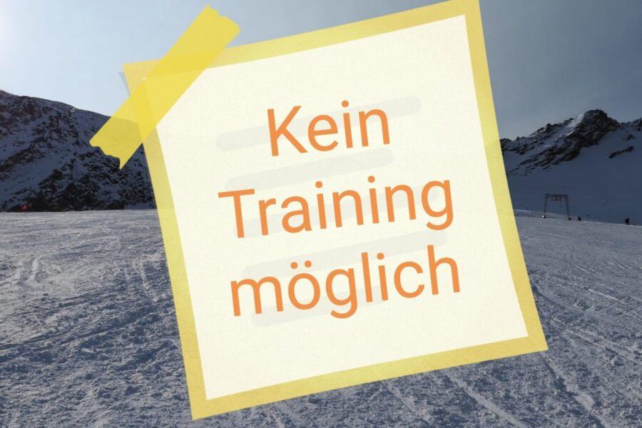 Erklärung für Trainingsmaßnahmen