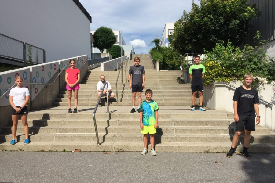 Sommertraining in Bad Kötzting