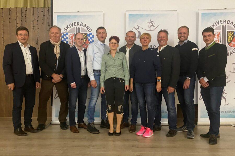 Max Gibis bleibt Präsident des Skiverbandes Bayerwald